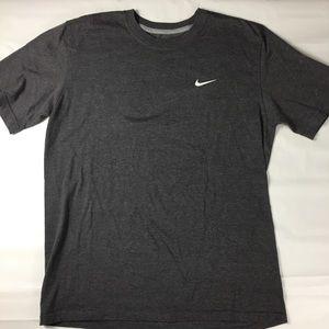 Charcoal gray Nike T-shirt size medium